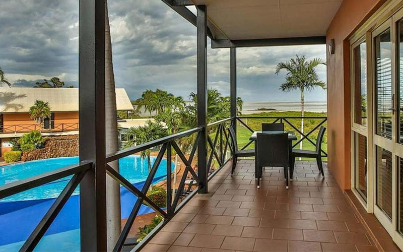 roebuck bay view, moonlight bay suites broome