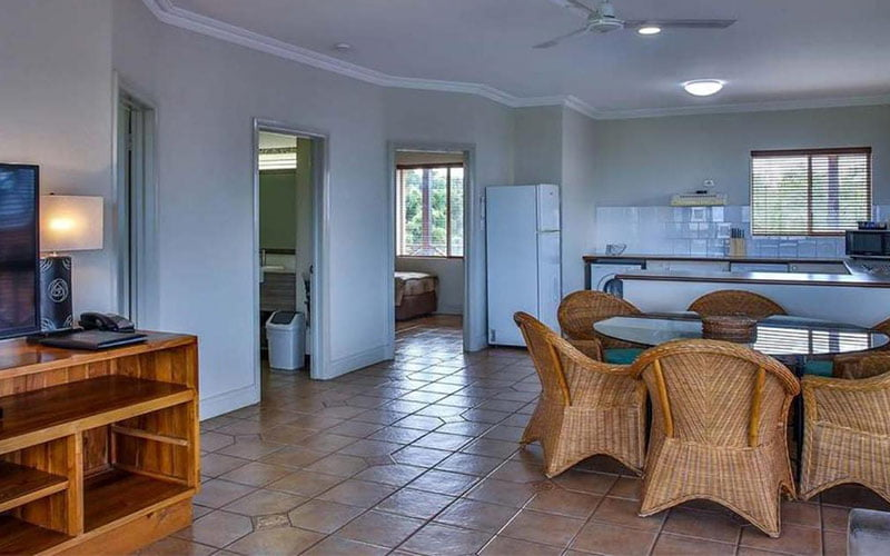 moonlight bay suites, broome accommodation
